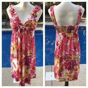 💖LOVELY MUSE floral dress